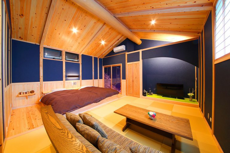 【儀】2階リビング・寝室